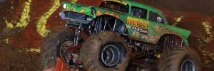 Circle K's Back to School Monster Truck Bash @ DIRT TRACK