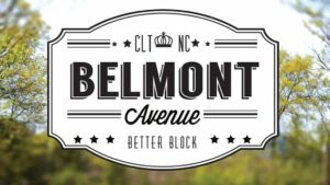 BETTER BLOCK- Belmont Avenue @ Charlotte | North Carolina | United States