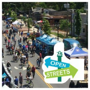 Open Streets 704 @ 4 Mile Route within Plaza-Midwood, NoDa, Belmont, Vila Heights & Optimist Park | Charlotte | North Carolina | United States