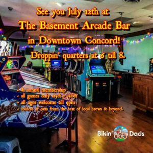 a few Cans and a few Quarters @ The BASEMENT Arcade Bar | Concord | North Carolina | United States