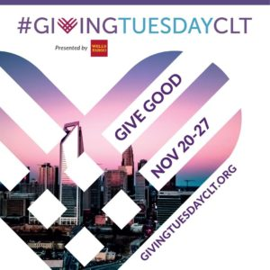 Giving Tuesday CLT @ United States of America