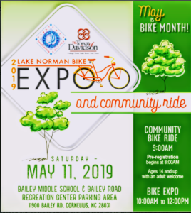 Lake Norman Bike Expo and Community Ride
