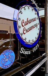 Ice Creamery Social Ride @ Historic Downtown Concord Greenway