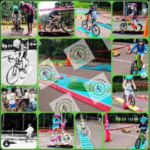 A Rad Little Rodeo at Tour De Turns @ Carmel Road Neighborhood Park